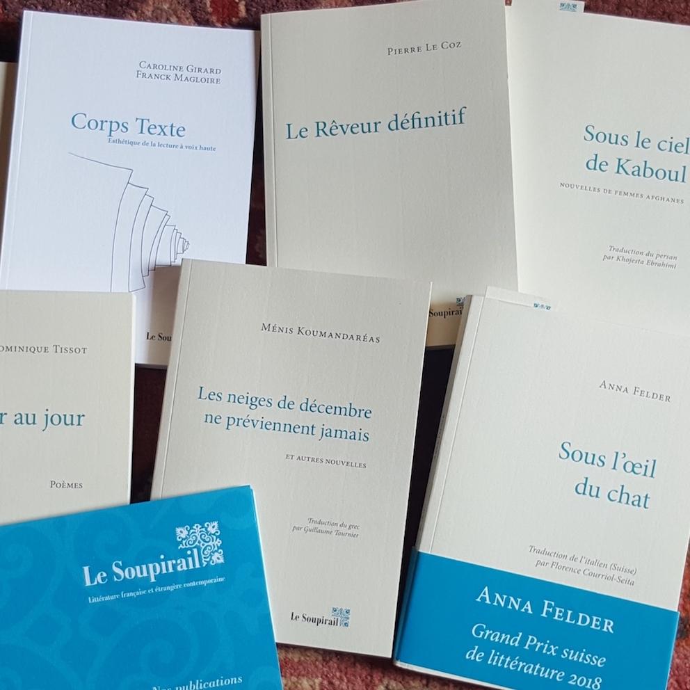 Éditions Le Soupirail